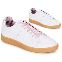 Shoes Women Low top trainers Mellow Yellow DACTUS White