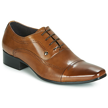 Shoes Men Derby Shoes Kdopa HOWARD Brown