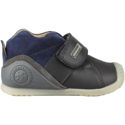 Shoes Children Hi top trainers Biomecanics  MARINO