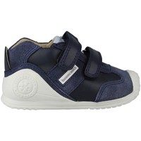 Shoes Children Low top trainers Biomecanics ZAPATO BEBE CASUAL DV MARINO