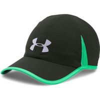 Clothes accessories Caps Under Armour Shadow 4.0 Run Cap - Arden Green Medium Heather/Black/Silver Green