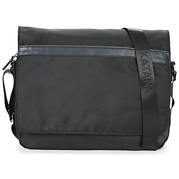 Bags Messenger bags Katana  Black