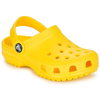 Shoes Children Clogs Crocs CLASSIC CLOG K Lemon