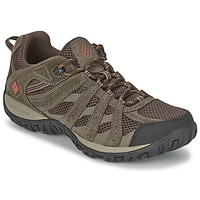 Shoes Men Walking shoes Columbia REDMOND Brown