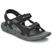 Shoes Children Outdoor sandals Columbia YOUTH TECHSUN VENT Black