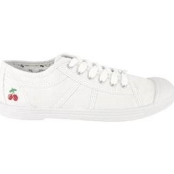 Shoes Women Low top trainers Le Temps des Cerises Basket Basic 02 White White