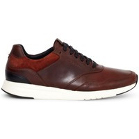 Shoes Men Low top trainers Cole Haan Grandpro Runner Trainer Brown Brown