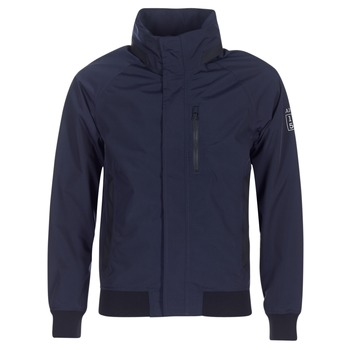Clothing Men Jackets Aigle 54 BLOUSON Marine