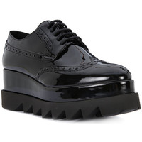 Shoes Women Derby Shoes Cult ALICE LOW Nero
