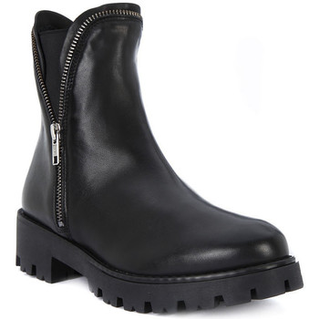 Shoes Women Ankle boots Cult METALLICA MID 424 Nero