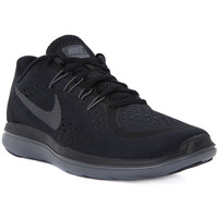 Shoes Men Low top trainers Nike FLEX 2017 RN Nero