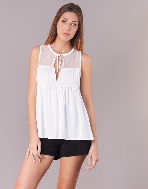 Clothing Women Tops / Blouses Volcom SEA Y'AROUND TOP White