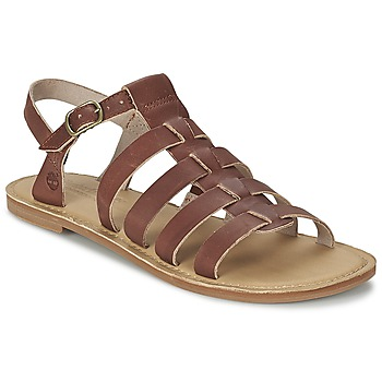 Timberland  EARTHKEEPERS® SHEAFE FISHERMAN  womens Sandals in brown