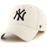 Clothes accessories Men Caps 47 Brand New York Yankees MVP Cap - Natural White