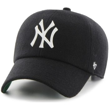 Clothes accessories Men Caps 47 Brand MLB New York Yankees Droper Cap - Black Black