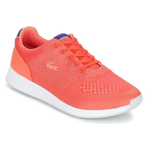 Shoes Women Low top trainers Lacoste CHAUMONT 118 3 Pink