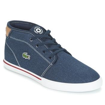 Shoes Men Low top trainers Lacoste AMPTHILL 118 1 Blue