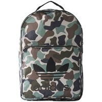 Bags Rucksacks adidas Originals Classic BP Camo Beige-Green-Brown