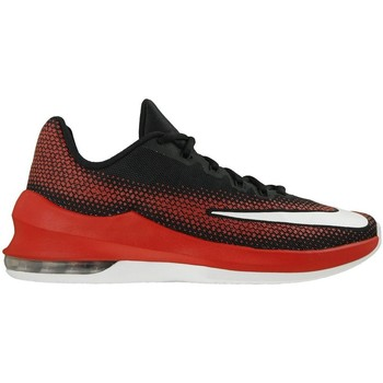 Shoes Men Low top trainers Nike Air Max Infuriate Low White-Red-Black