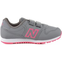 Shoes Girl Low top trainers New Balance KV500 GRIS