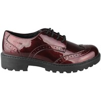 Shoes Children Derby Shoes Geox CASEY GK CHAROL GRANATE