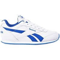 Shoes Children Low top trainers Reebok Sport Royal Cljog 2 White