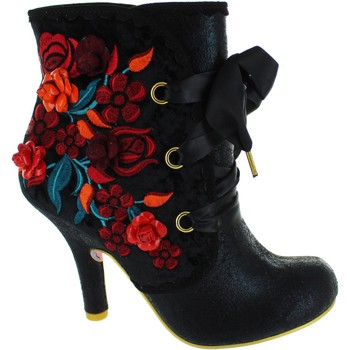 Shoes Women Ankle boots Irregular Choice Autumn Harvest Black