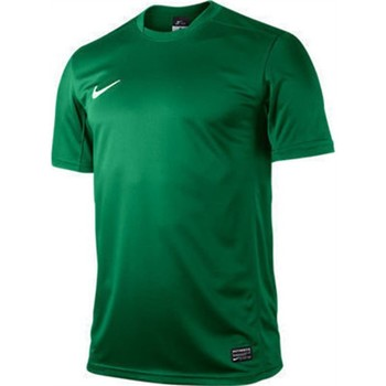 Clothing Men short-sleeved t-shirts Nike Park V Game Jersey Green