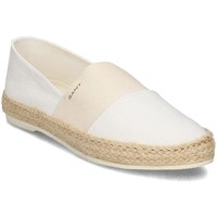 Shoes Women Espadrilles Gant Krista White