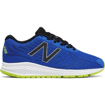 Shoes Children Low top trainers New Balance KJRUSBBG Black-Blue
