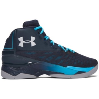 Shoes Men Basketball shoes Under Armour Longshot Blue Drift Grey-Blue-Navy blue