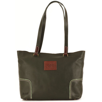 Bags Women Shopping Bags / Baskets La Martina MIRANDA SHOPPING  GREEN    209,1
