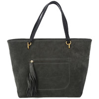 Bags Women Shopping Bags / Baskets Coccinelle DOUBLE ASPHALT    260,8