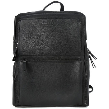 Bags Men Rucksacks Piquadro ZAINO PORTA PC Nero