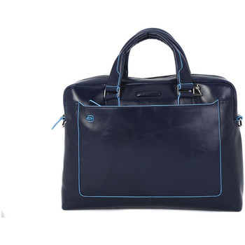 Bags Men Computer bags Piquadro TRACOLLA PELLE  BLU    387,5