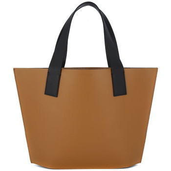 Bags Women Shopping Bags / Baskets Coccinelle CALF CUOIO Multicolore