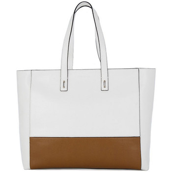 Bags Women Shopping Bags / Baskets Coccinelle SAFFIANO WHITE    205,6