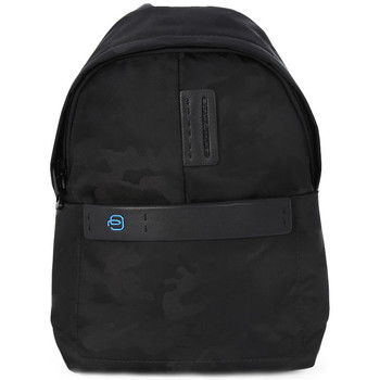Bags Men Rucksacks Piquadro ZAINETTO PORTA PC Verde