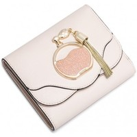 Bags Wallets Nucelle Z Motywem Perfum Pink