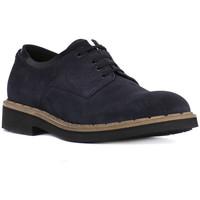 Shoes Men Derby Shoes Eveet CAMOSCIO BLU    144,6