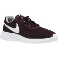 Shoes Men Low top trainers Nike TANJUN Bordeaux