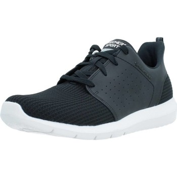 Shoes Men Low top trainers Skechers FOREFLEX Black