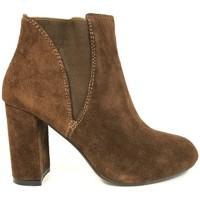 Shoes Women Ankle boots Cassis Côte d'Azur Cassis cote d'azur Bottine Lassie Camel Brown