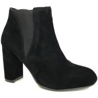 Shoes Women Ankle boots Cassis Côte d'Azur Cassis cote d'azur Bottine Lassie Noir Black