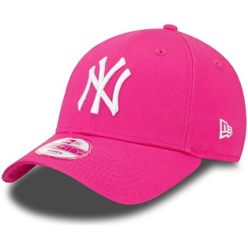 Clothes accessories Women Caps New Era 9Forty New York Yankees Cap - Pink Pink