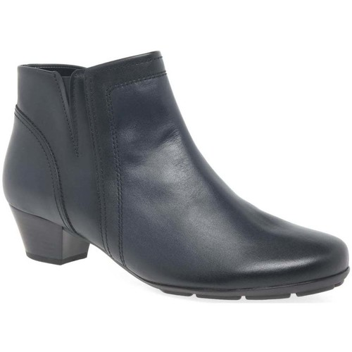 Shoes Women Ankle boots Gabor Heritage Womens Ankle Boots blue