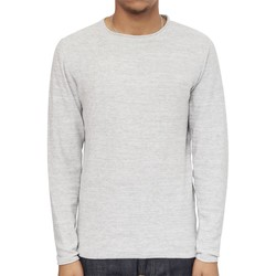 Clothing Men jumpers Only & Sons Satre New Crew Neck Grey