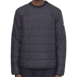 Clothing Men Duffel coats Penfield Fairfax Quilted Sweat Black Black