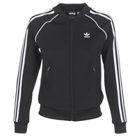 Clothing Women Track tops adidas Originals SST TT Black