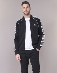 Clothing Men Track tops adidas Originals SST TT Black